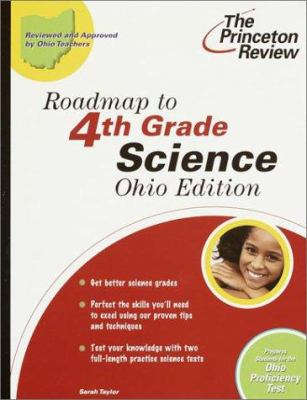 Roadmap to 4th Grade Science: Ohio Edition 9780375762420