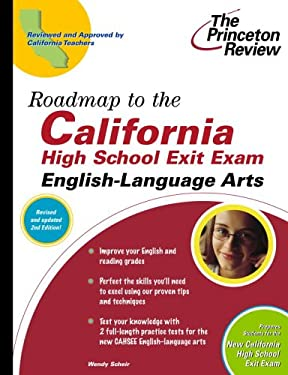 Roadmap to the California High School Exit Exam: English-Language Arts, 2nd Ed. 9780375764714