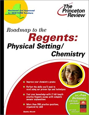 Roadmap to the Regents: Physical Setting/Chemistry 9780375763083