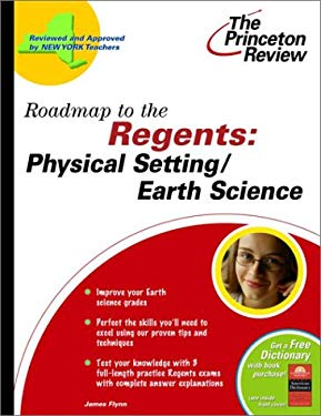 Roadmap to the Regents: Physical Setting/Earth Science 9780375763106