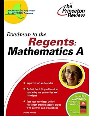 Roadmap to the Regents: Mathematics a 9780375763137