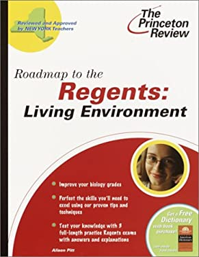 Roadmap to the Regents: Living Environment 9780375763090