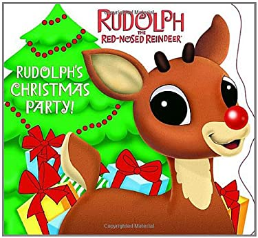 Rudolph's Christmas Party! 9780375842030