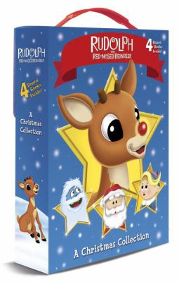 Rudolph the Red-Nosed Reindeer: A Christmas Collection 9780375862939