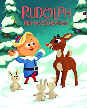 Rudolph the Red-Nosed Reindeer 9780375875113