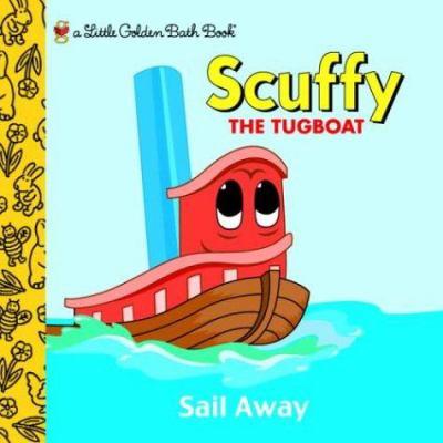 Scuffy the Tugboat Sail Away