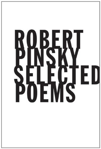 Selected Poems 9780374258603