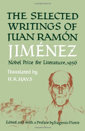 Selected Writings of Juan Ramon Jimenez 9780374527457