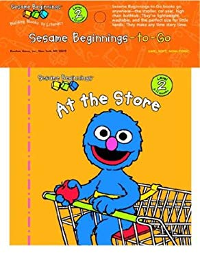 Sesame Beginnings to Go: At the Store 9780375828744