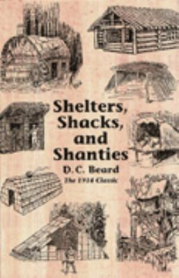 Shelters, Shacks and Shanties 9780375753671