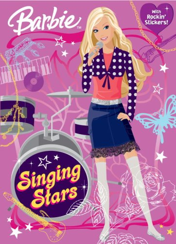 Singing Stars (Barbie) 9780375851490