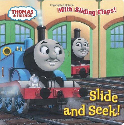 Slide and Seek! 9780375865992