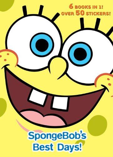 Spongebob's Best Days! 9780375863516