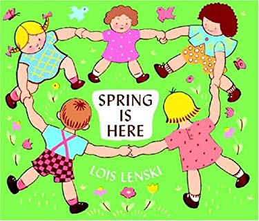 Spring Is Here 9780375827297