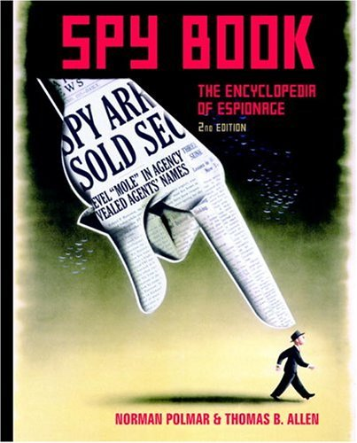 Spy Book, 2nd Edition 9780375720253
