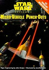 Star Wars Episode I Micro-Vehicle Punch-Outs 1116904