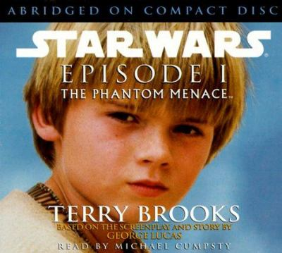 Star Wars Episode I the Phantom Menace 9780375406379