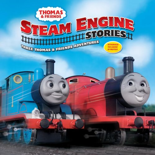 Steam Engine Stories: Three Thomas & Friends Adventures 9780375856266
