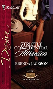 Strictly Confidential Attraction 9780373766772