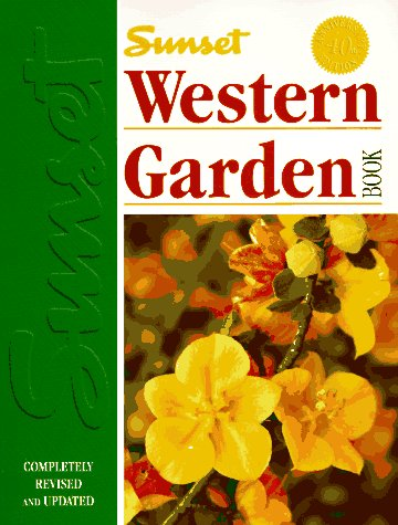 Sunset Western Garden Book 9780376038517