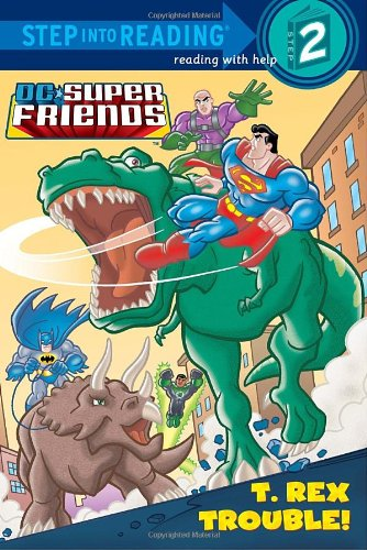 T. Rex Trouble!