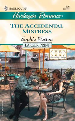 The Accidental Mistress the Wedding Challenge 9780373181223