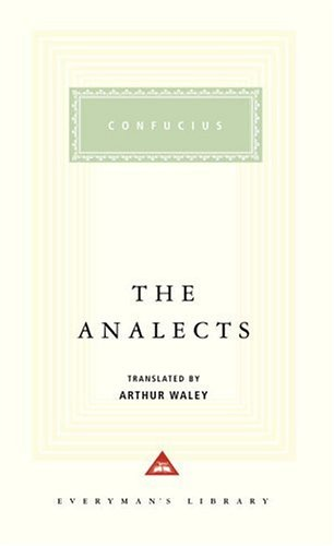 The Analects 9780375412042