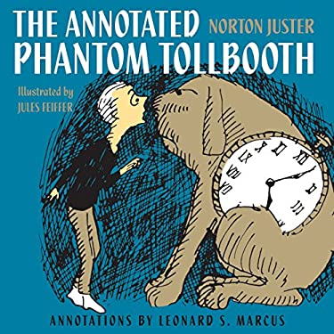 The Annotated Phantom Tollbooth 9780375857157