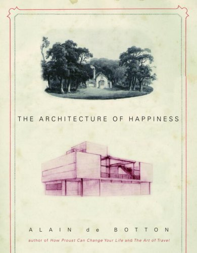 The Architecture of Happiness 9780375424434