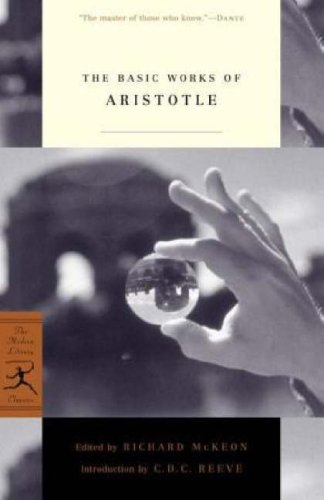 The Basic Works of Aristotle 9780375757990