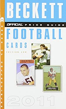 Beckett Official Price Guide to Football Cards 9780375723384