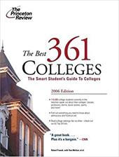 The Best 361 Colleges 1116744