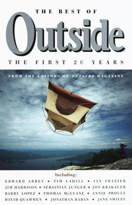 The Best of Outside: The First 20 Years 9780375703133