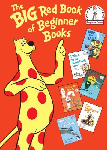 The Big Red Book of Beginner Books 9780375865312