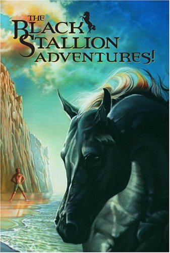 The Black Stallion Adventures! 4 Volume Boxed Set 9780375834066