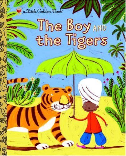 The Boy and the Tigers 9780375827198