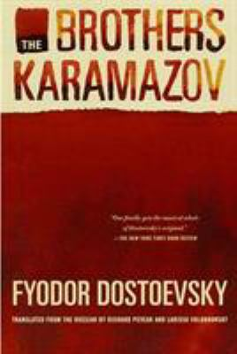 The Brothers Karamazov 9780374528379