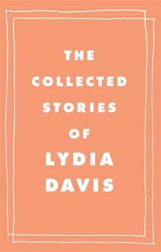 The Collected Stories of Lydia Davis 9780374270605