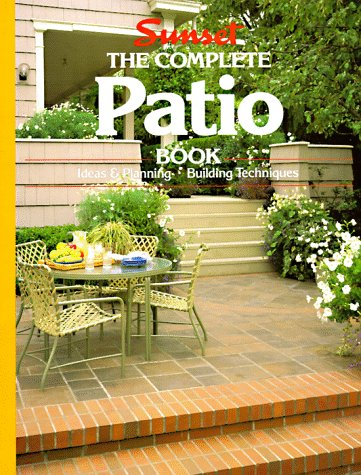 The Complete Patio Book 9780376013996