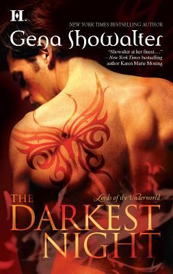 The Darkest Night 9780373772469