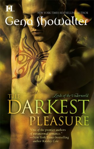 The Darkest Pleasure 9780373773107