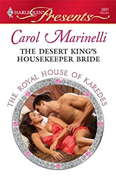 The Desert King's Housekeeper Bride 9780373128914