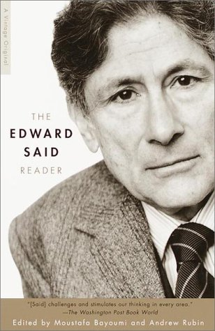 The Edward Said Reader 9780375709364