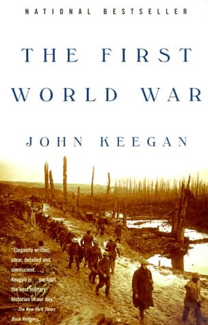 The First World War 9780375700453