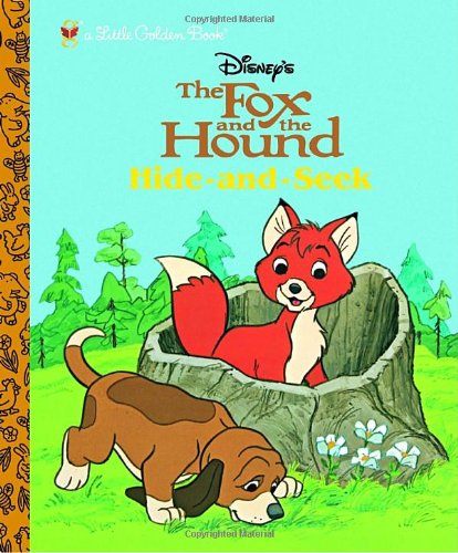 The Fox and the Hound: Hide and Seek 9780375836626