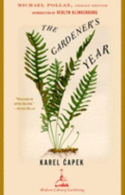 The Gardener's Year 9780375759482