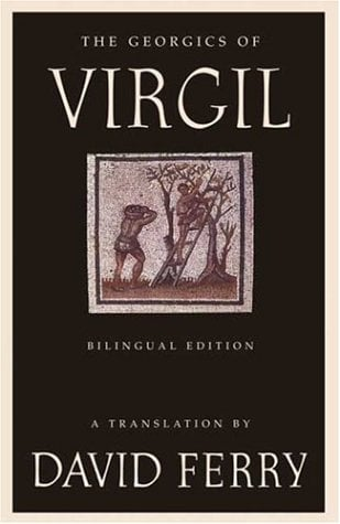The Georgics of Virgil 9780374530310