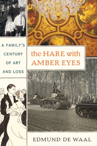The Hare with Amber Eyes: A Family's Century of Art and Loss 9780374105976