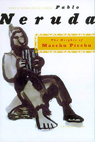 The Heights of Macchu Picchu: A Bilingual Edition 9780374506483