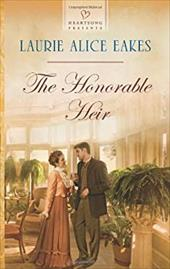 The Honorable Heir (Heartsong Presents) 21855338